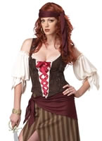 Buccaneer Beauty Costume [01124]