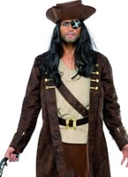 Adult Buccaneer Costume [33432]