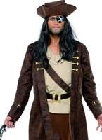 Adult Buccaneer Costume [33432]
