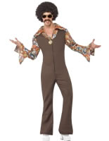 Adult Groovy Boogie Costume [43860]