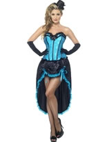 Adult Burlesque Dancer Costume [22188]