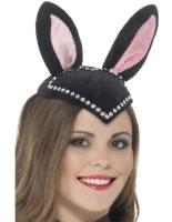 Burlesque Bunny Skull Cap [43039]
