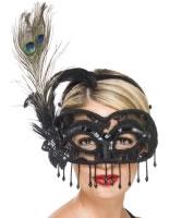 Colombina Lace Eye Mask [26618]