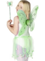 Butterfly Wings Green [29322]