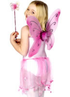 Butterfly Wings Pink [29106]