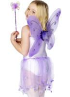 Butterfly Wings Purple [29170]