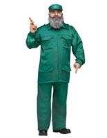 Adult Caribbean Dictator Fidel Castro Costume