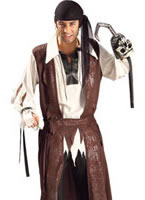 Caribbean Pirate Costume