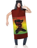 Really Really Hot Sauce Costume [43983]