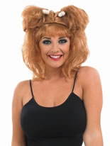 Adult Cavegirl Bone Wig