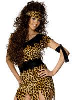 Adult Cavewoman Costume [28600]