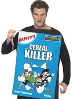 Adult Cereal Killer Costume