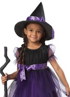Charmed Witch Childrens Costume