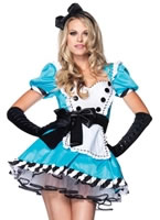 Adult Charming Alice Costume [83773]