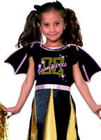 Cheerleader Bat Childrens Costume