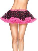 Chiffon Mini Petticoat [A1702]