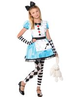 Child Alice Costume [9901799]