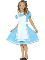 Child Alice Princess Costume
