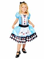 Child Alice Sustainable Costume