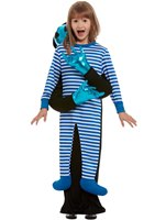 Child Alien Abduction Costume [51083]