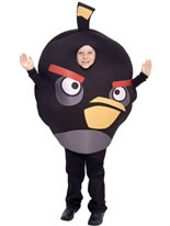 Child Angry Birds Black Costume [PM769772]