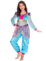 Child Arabian Genie Costume