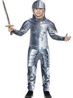 Child Armoured Knight Costume