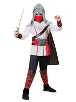 Child Assassin Ninja Costume