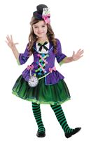 Child Bad Hatter Costume