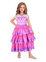 Child Barbie Gem Ballgown Costume