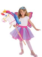 Child Barbie Hobby Rainbow Unicorn Set