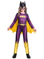 Child Batgirl Comic Style Costume