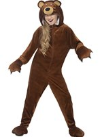 Child Bear Onesie Costume