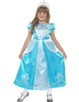 Child Rags to Riches/Ice Queen Costume