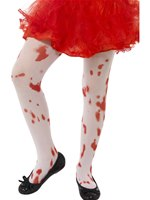 Child Blood Stain Tights