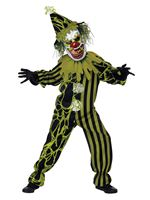 Child Boogers The Clown Costume [3120-098]