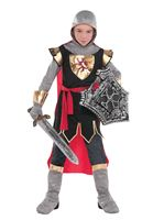 Child Brave Crusader Costume