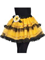 Child Bumble Bee Fairy Tutu