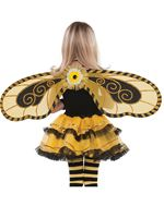 Child Bumble Bee Fairy Wings [841828-55]
