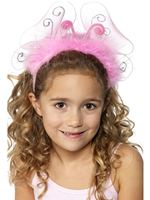 Child Butterfly Flashing Headband