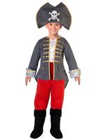 Child Captain Costume [9905809]