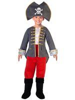 Child Captain Costume [9905809]