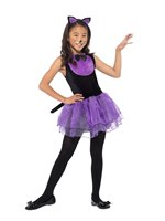 Child Cat Tutu Dress Costume