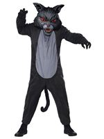 Child Cat Fight Costume