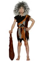 Child Caveboy Costume [3765]