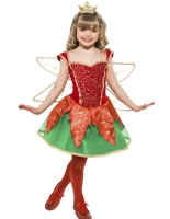 Child Girls Christmas Elf Fairy [39819]