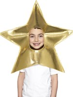 Child Christmas Star Headpiece