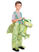 Child Classic Ride On Dinosaur Costume