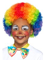 Child Clown Wig [48837]
