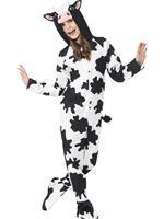 Child Cow Onesie Costume